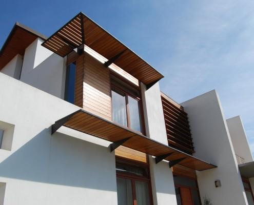 Casa Blasco Perfil diseñada Luis De Garrido