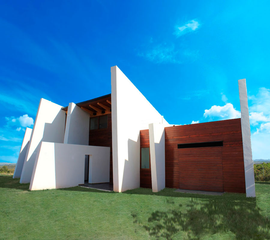 Self Sufficient Architecture Luis De Garrido