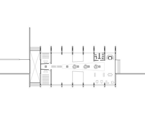 DOL Eco-Building. Planta baja