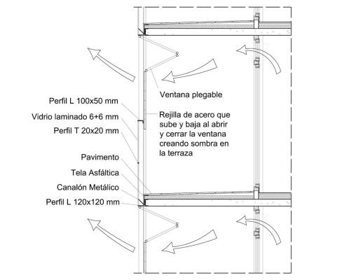 geoda detalles (104) Detalle Terraza