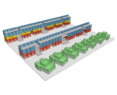 lliri blau esquemas (108) AXONOMETRÍA LLIRI BLAU 1