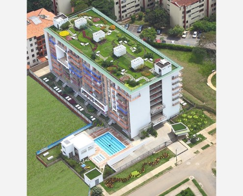 SAYAB Eco-Housing Complex. Colombia. PhD Luis De Garrido (2)