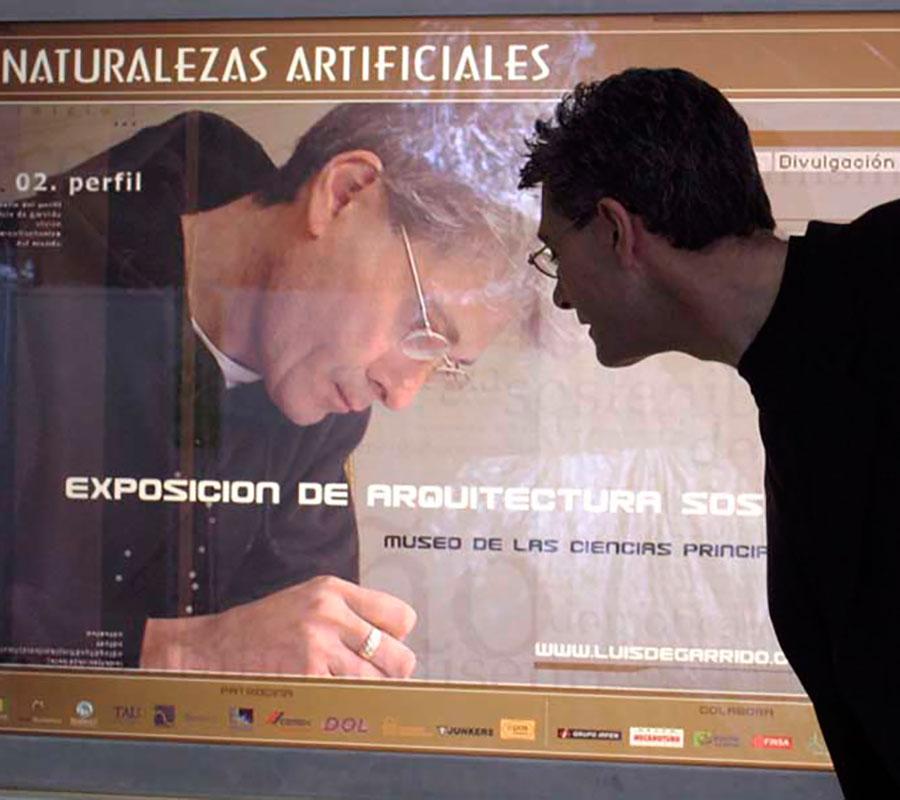 Research Luis De Garrido