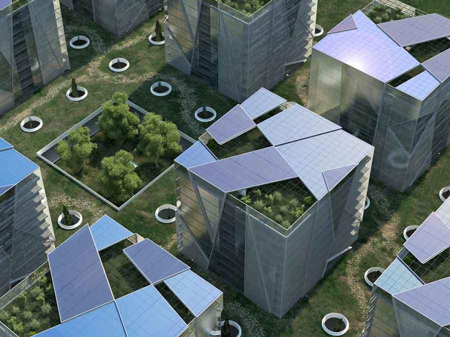 Dise o multimedia luis de garrido - Casas ecologicas en espana ...