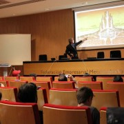Conferencia magistral de Arquitectura Bioclimática 1. Valencia. Luis De Garrido. 2015