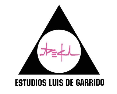 Logo ESTUDIOS LUIS DE GARRIDO (1987). Luis De Garrido (1)