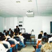 Luis De Garrido. Director Postgrado Domótica y Edificios Inteligentes. Barcelona. 1994 (1)