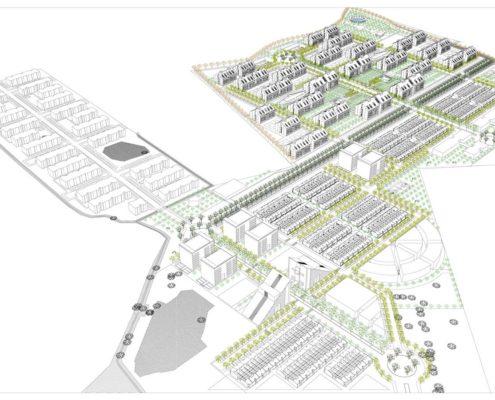 EL RODEO Eco-City. Cali. Colombia. PhD Architect Luis De Garrido (1)