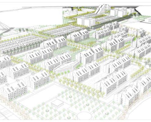 EL RODEO Eco-City. Cali. Colombia. PhD Architect Luis De Garrido (3)