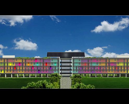 BRISA.net Eco-Building. Paterna. Valencia. Spain. PhD Luis De Garrido (4)