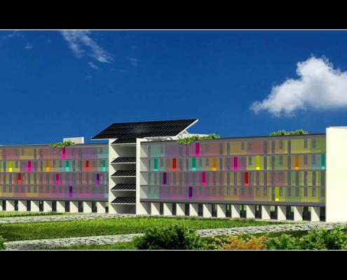 BRISA.net Eco-Building. Paterna. Valencia. Spain. PhD Luis De Garrido (1) principal