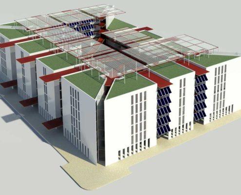 OASIS Eco-Building. Alicante. Spain. PhD Luis De Garrido (1)