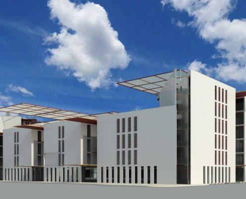 OASIS Eco-Building. Alicante. Spain. PhD Luis De Garrido (2)