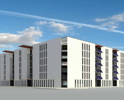 OASIS Eco-Building. Alicante. Spain. PhD Luis De Garrido (4)