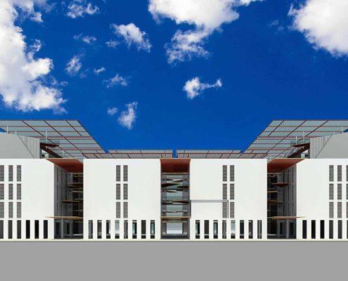 OASIS Eco-Building. Alicante. Spain. PhD Luis De Garrido (6)