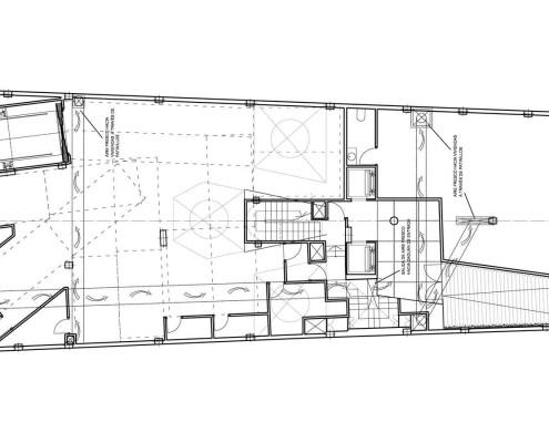 17. MISIA Eco-Building. Denia. Alicante. Spain. Luis De Garrido. Planta baja