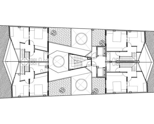 24. MISIA Eco-Building. Denia. Alicante. Spain. Luis De Garrido. Planta ático 2