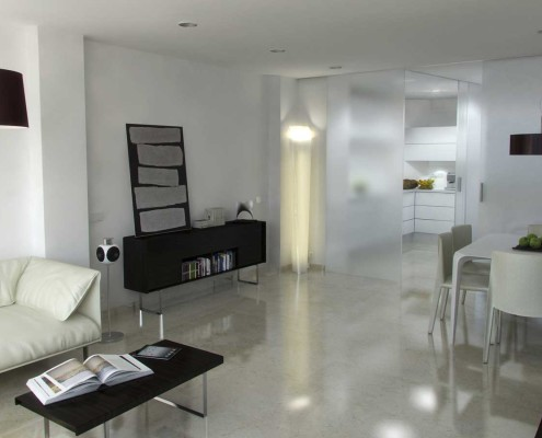 14. MISIA Eco-Building. Vista interior 2. Denia. Alicante. Spain. Luis De Garrido