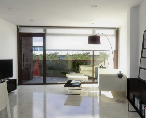 15. MISIA Eco-Building. Vista interior 3. Denia. Alicante. Spain. Luis De Garrido
