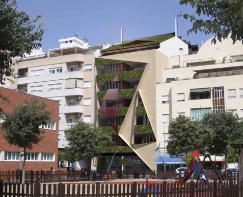 6. MISIA Eco-Building. Vista general. Denia. Alicante. Spain. Luis De Garrido