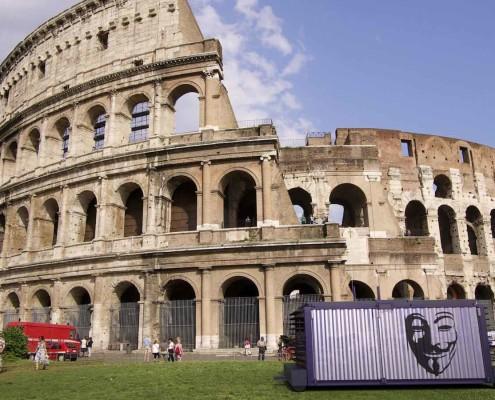 Anonymous-II Eco-House. Rome. Italy