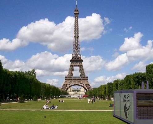 Anonymous-II Eco-House. Paris. France