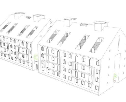 EL RODEO Eco-City. Viviendas VIP (46 M2) reconfigurables (3)