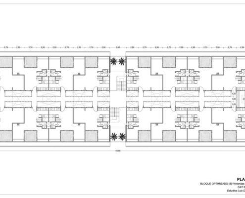 EL RODEO Eco-City. Viviendas VIP (46 M2) reconfigurables (5)