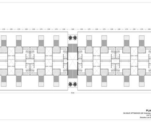 EL RODEO Eco-City. Viviendas VIP (46 M2) reconfigurables (6)