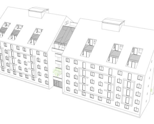 EL RODEO Eco-City. Viviendas VIS reconfigurables (2)