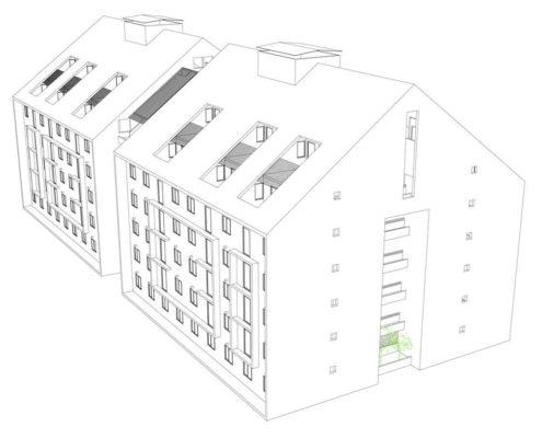 EL RODEO Eco-City. Viviendas VIS reconfigurables (4)