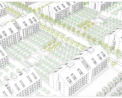 EL RODEO Eco-City. Viviendas VIS reconfigurables (5)