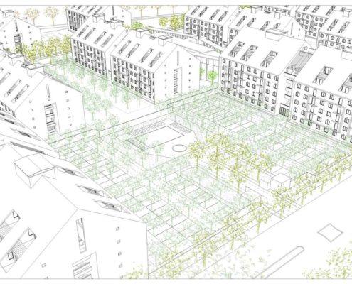 EL RODEO Eco-City. Viviendas VIS reconfigurables (7)