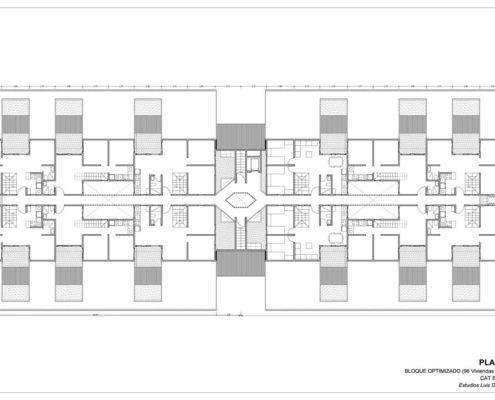 EL RODEO Eco-City. Viviendas VIS reconfigurables (9)