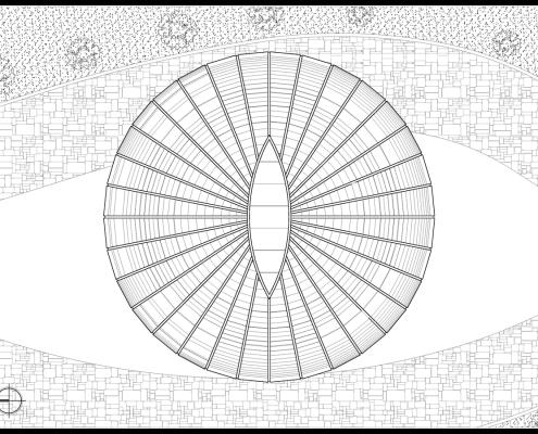 Eye of Horus Eco-House. Planta tercera