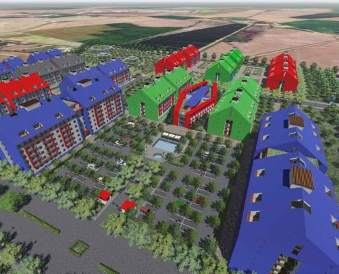 EL RODEO Eco-City. Cali. Colombia. PhD Architect Luis De Garrido (4)