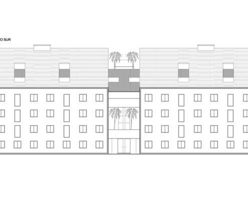 EL RODEO Eco-City. Bloque viviendas VIP ampliables (40 a 70 m2) Tipo A (1)
