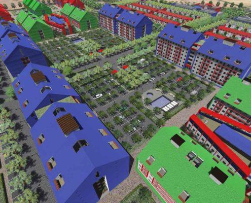 EL RODEO Eco-City. Cali. Colombia. PhD Architect Luis De Garrido (15)