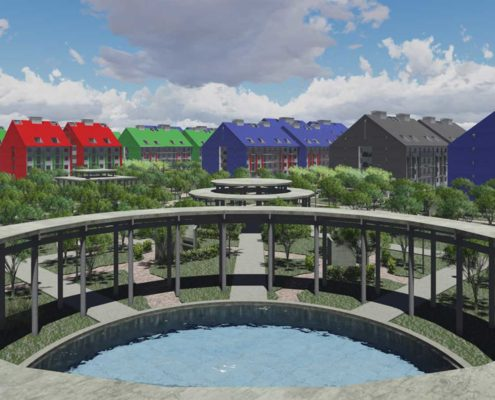 EL RODEO Eco-City. Cali. Colombia. PhD Architect Luis De Garrido (3)
