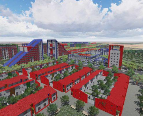 EL RODEO Eco-City. Cali. Colombia. PhD Architect Luis De Garrido (7)