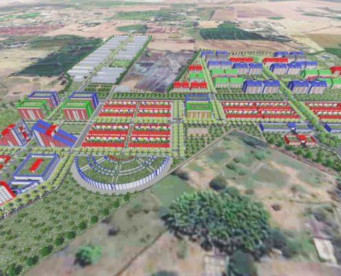 EL RODEO Eco-City. Cali. Colombia. PhD Architect Luis De Garrido (8)