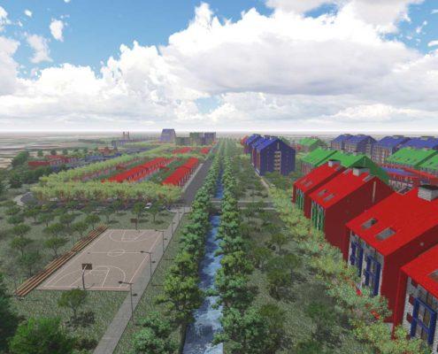 EL RODEO Eco-City. Cali. Colombia. PhD Architect Luis De Garrido VIPamp (4)