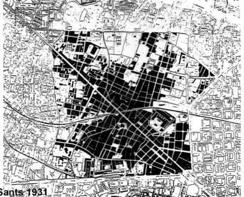Evolución barrio Sants. Barcelona. España (6)