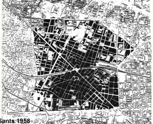 Evolución barrio Sants. Barcelona. España (7)