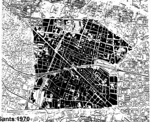Evolución barrio Sants. Barcelona. España (8)