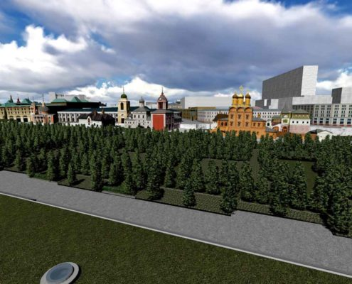 Red Green Square. Moscow. Russia. PdD Luis De Garrido (2)