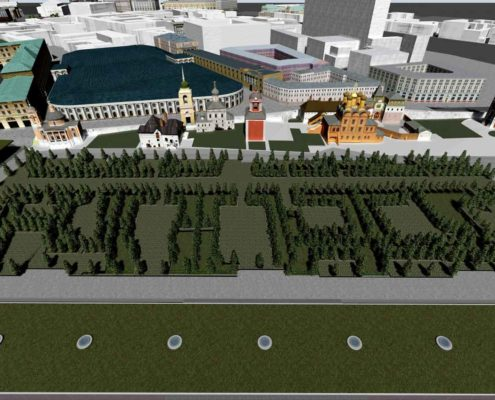 Red Green Square. Moscow. Russia. PdD Luis De Garrido (3)
