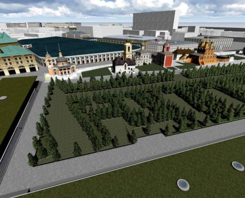 Red Green Square. Moscow. Russia. PdD Luis De Garrido (4)