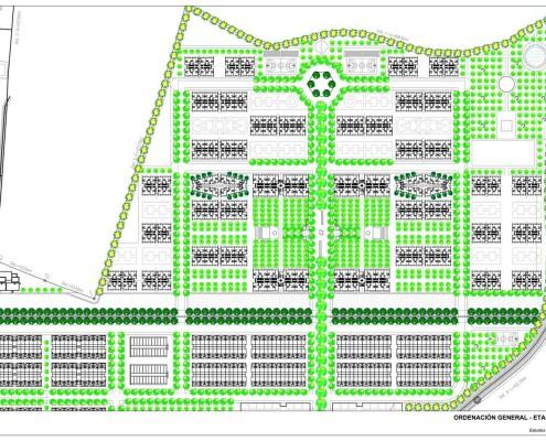 2. El Rodeo Social Eco-City. Detailed Urban Plan