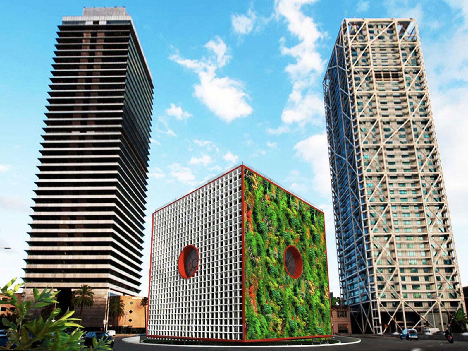 2017. CUBIC Eco-Housing